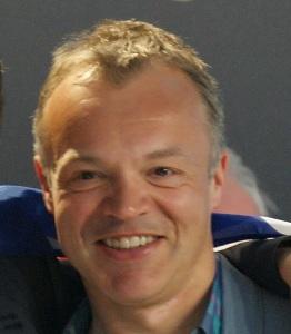 Graham Norton took over from Terry Wogan in 2009