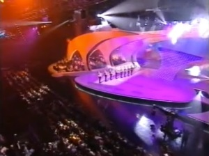 The Last time the UK hosted the Eurovision was in 1998