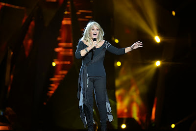 Bonnie Tyler represented the united Kingdom in 2013 and only received