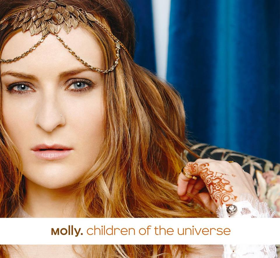 Children of the universe Single Cover. @mollysd